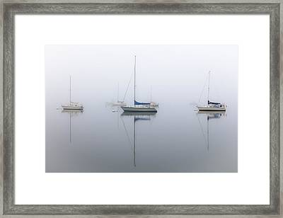 The Magi Framed Print by Mike Lang