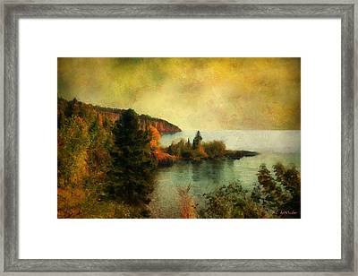 The Magic Hour Framed Print