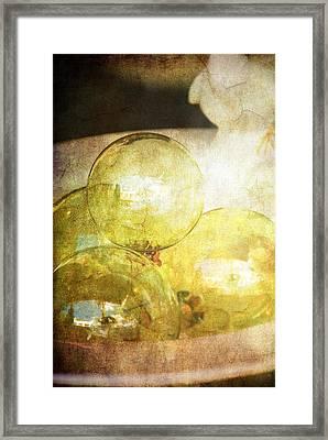 The Magic Of Christmas Framed Print by Susanne Van Hulst