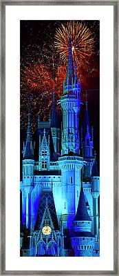 The Magic Of Disney Framed Print by Mark Andrew Thomas