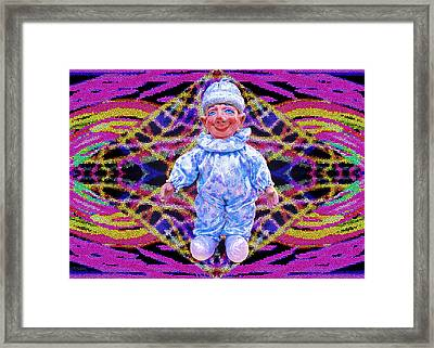 The Magic Of Fud Framed Print by David Wiles
