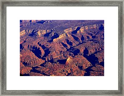 The Magnificient Grand Canyon Framed Print