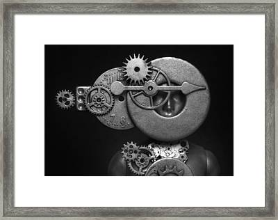 The Mariner 2 Framed Print by Jeff  Gettis
