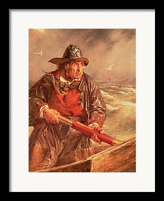 Seafarer Framed Prints