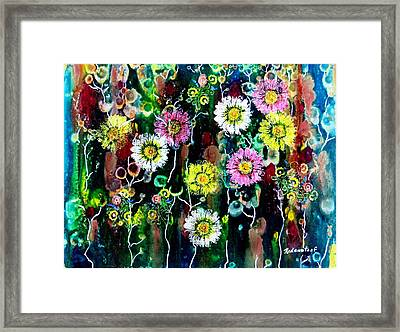 The Meadow Framed Print by David Raderstorf
