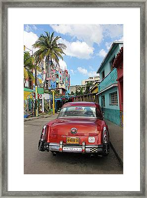 The Mercury Framed Print