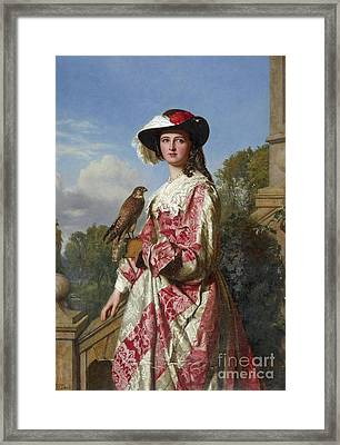 The Merlin Framed Print by MotionAge Designs