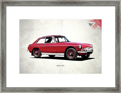 The Mgb Gt Framed Print