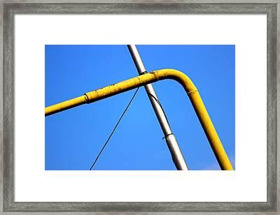 Framed Print featuring the photograph The Mile High Meetup  by Prakash Ghai