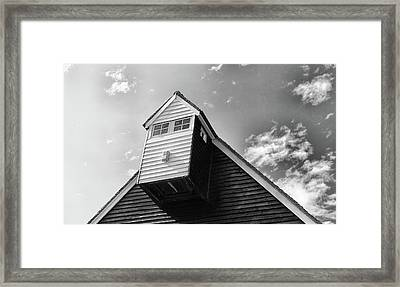 The Mill House Framed Print