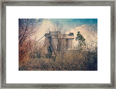 The Mill  Framed Print by Pamela Patch