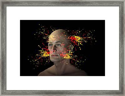 The Mind Framed Print