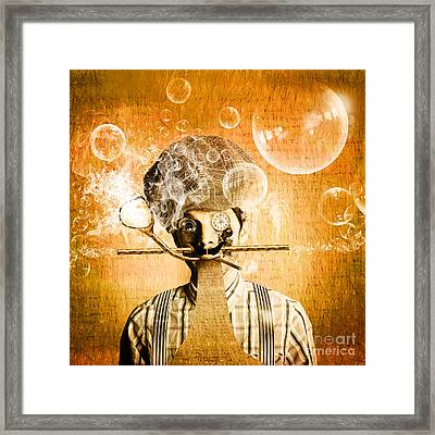 The Mind Machine Framed Print by Jorgo Photography - Wall Art Gallery