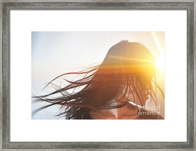 The Mind's Eye Framed Print