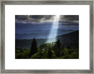 The Miracle Framed Print by Johan Hakansson