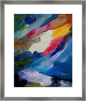 The Miracle Framed Print