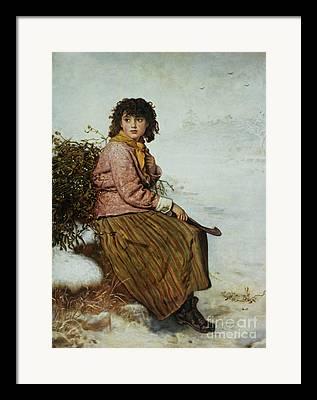1894 Framed Prints