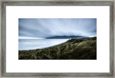 The Misty Mountains Of Mourne Framed Print