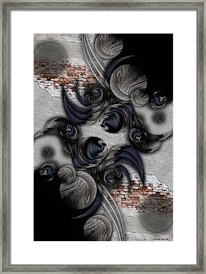 The Modern Projection Framed Print