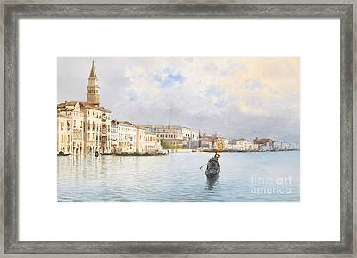 The Molo Framed Print by Celestial Images