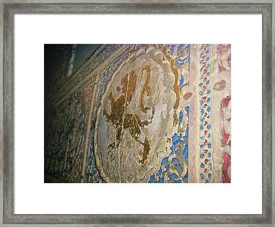 The Monastary Framed Print by JAMART Photography