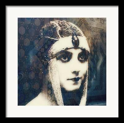 Vamp Framed Prints