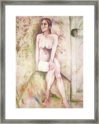 The Morning After Framed Print by Georgia Annwell