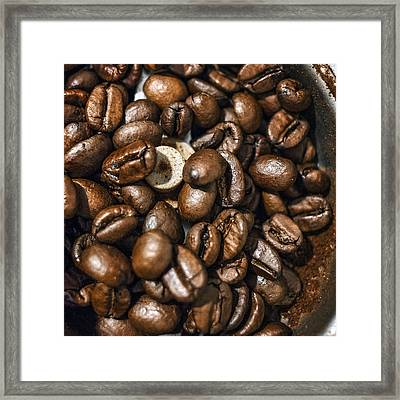 The Morning Grind Framed Print by Eric Benjamin