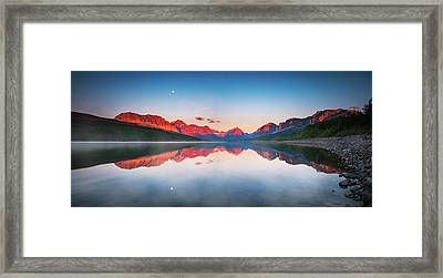 The Morning Tranquility Framed Print