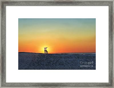 The Morning Watchtower Framed Print