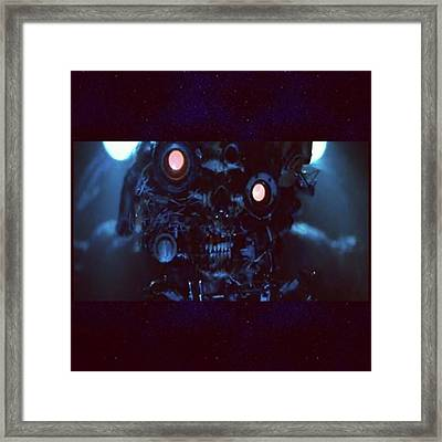 The Movie virus About A Framed Print