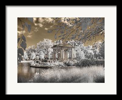 Outdoor Theater Photographs Framed Prints