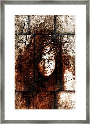 The Muse IIi Framed Print by Gary Bodnar