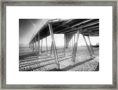 The My Beach Framed Print