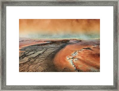 The Mysterious Force Framed Print