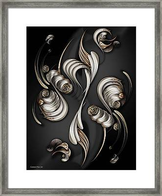 The Mystic Energy Framed Print
