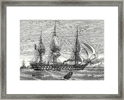 The Napoleon Framed Print by French School