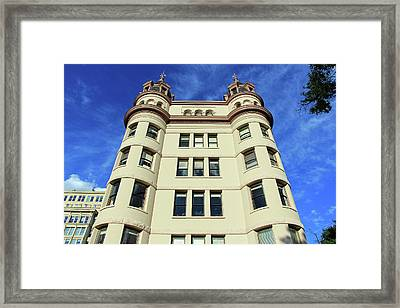 The National Council Of Negro Women -- The Dorothy I. Height Building Framed Print