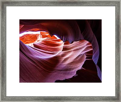 The Natural Sculpture 14 Framed Print