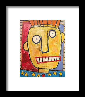 Brian Wilson Framed Prints