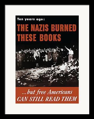 Free Speech Framed Prints