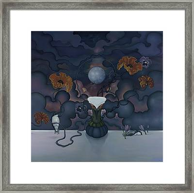 The Nectar Of Always Framed Print