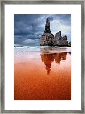 The Needle Framed Print by Evgeni Dinev