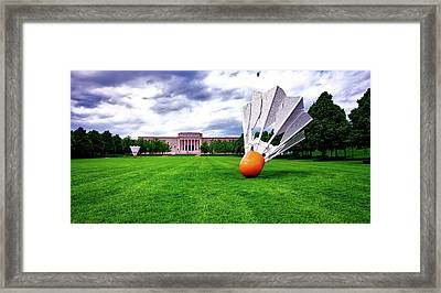 The Nelson Atkins Art Museum - Kansas City  Framed Print