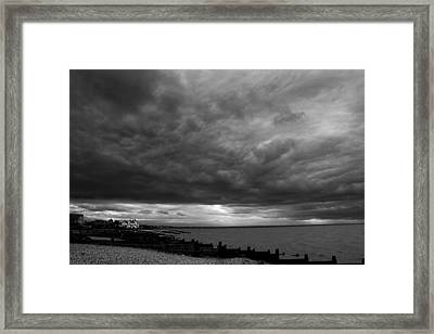 The Neptune Whitstable Framed Print by David French