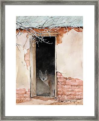 The New Tenent Framed Print