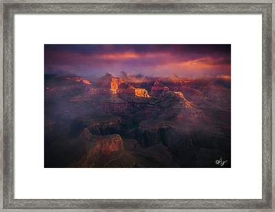 The Next Chapter Framed Print by Peter Coskun