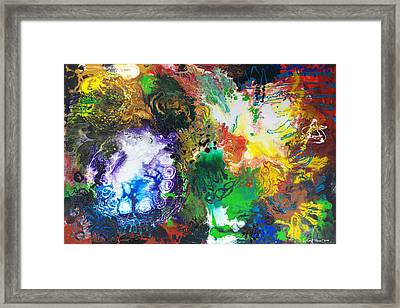 The Next Chapter Framed Print by Sally Trace