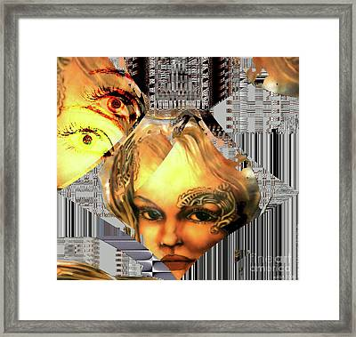 The Next Generation Detail Framed Print by Eva-Maria Di Bella