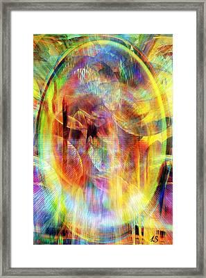 The Next World Framed Print